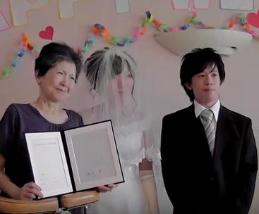 望さんのサプライズ結婚式