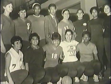 ペルー女子バレーボールチーム
