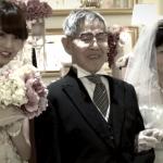 アンビリバボー 金婚式で癌で余命宣告された吉村おじいちゃんの2回目の孫娘によるサプライズ結婚式 動画