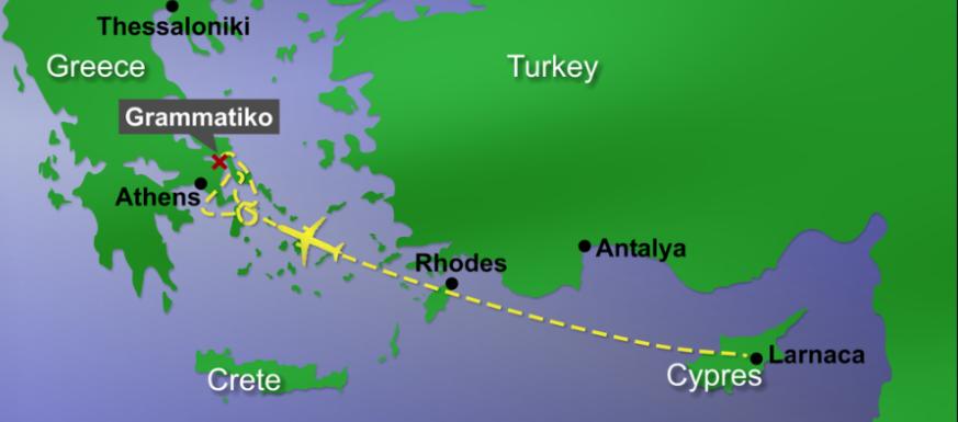 ヘリオス航空522便墜落事故 プロドロモウ 世界衝撃映像100連発 パイロットが意識不明 動画 ギリシャ 8月28日 アンビリバボー  | テレビ番組ガイド